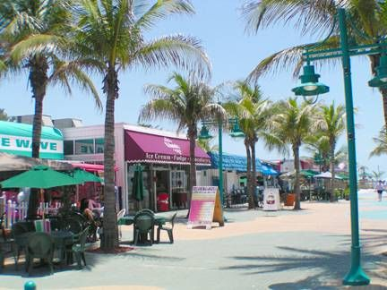 Shops In Downtown Ft Myers Beach Fl From Picturesfromcom Love