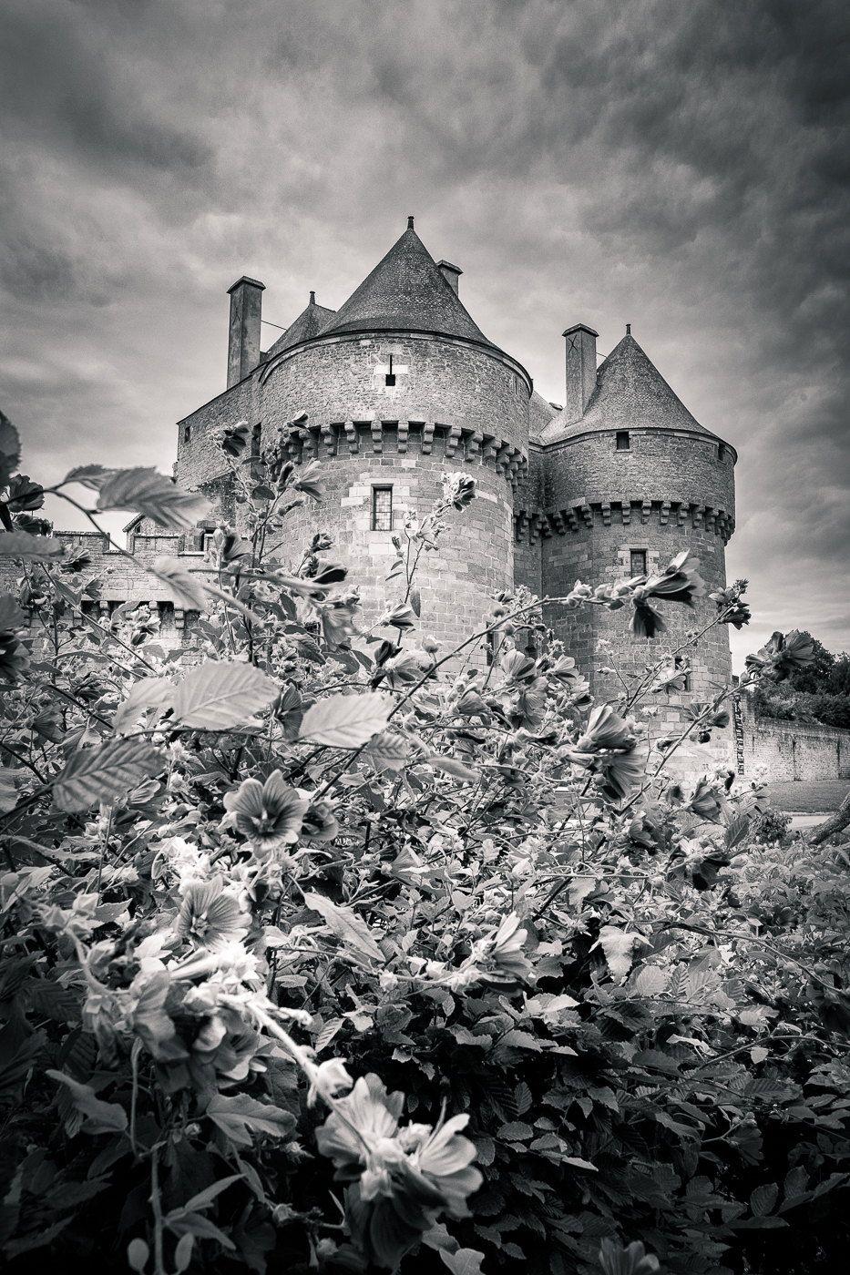 Remparts de Guérande by Cédric Blondeel on 500px