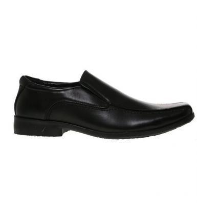 Sepatu Pria Bata Isak Hitam Sepatu Pria Hitam Sepatu