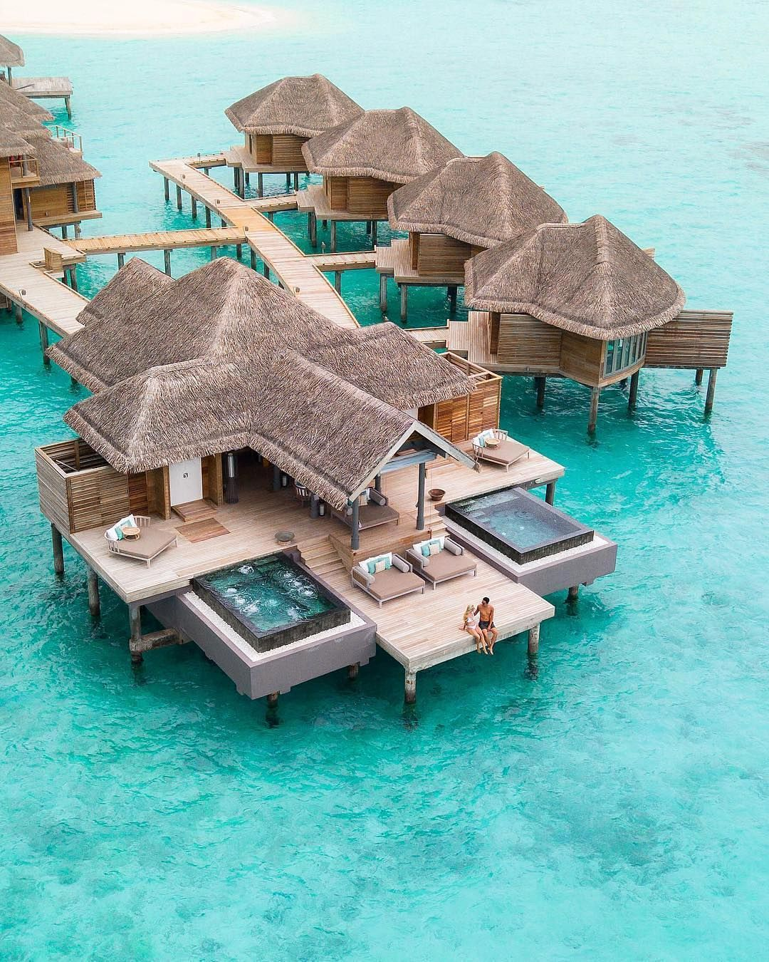 My Fellow Travelers I Just Found This Deal 5 Nights In Maldives In A 5 Star Resort For 595 Including Tax On This New Bo Luxury Travel Vacation Maldives