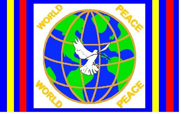 World Peace Flag | world peace flag