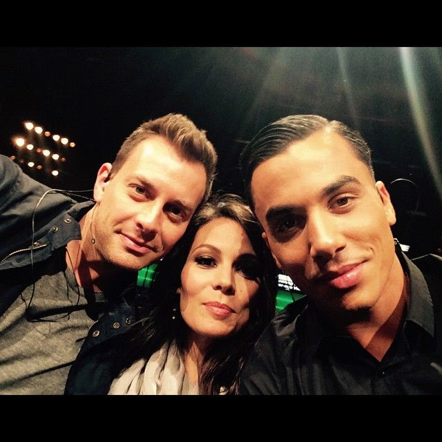 From facebook Timor steffens june 20 2015 On set with my new colleges @dankaraty & @igonedejongh to shoot for #dancedancedance This show is going to be on another level! Can't wait for you guys to see these performances!!
