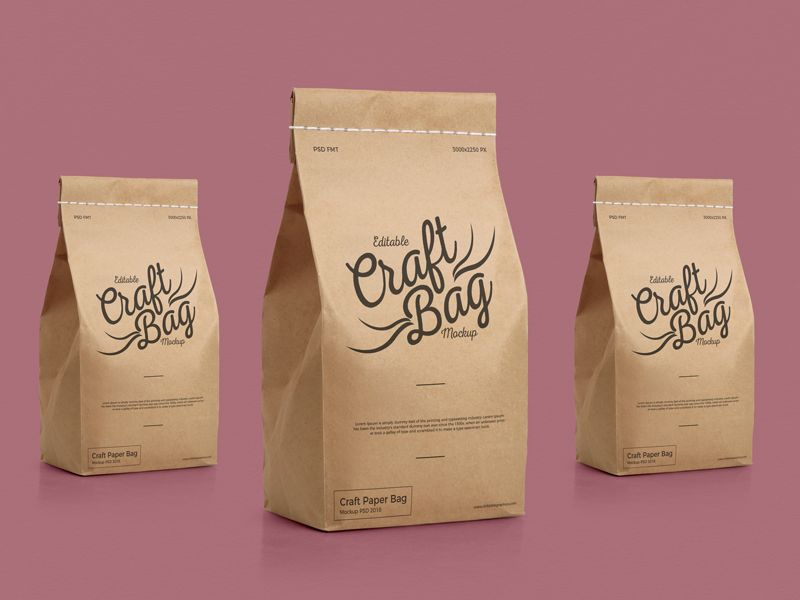 Download Stitched Paper Bag Mockup Available In Layered Psd Format Bag Mockup Mockup Free Psd Free Mockup