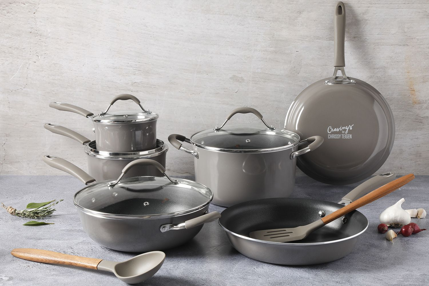 Chrissy Teigen Cookware Target With Images Pots And Pans Sets