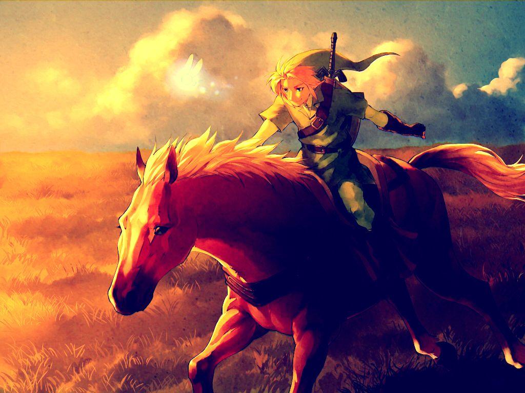 On Hyrule field by GTByron on deviantART Legend of zelda