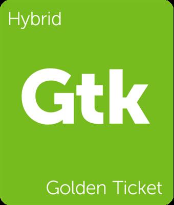 Golden Ticket Golden ticket, Leafly, Ticket