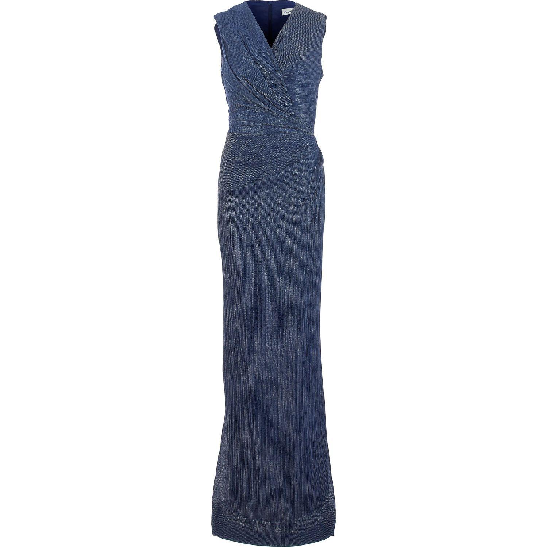 794274c80710f Blue Glitter Stripe Dress - Evening Dresses - Occasion Dresses -  Occasionwear - Women - TK