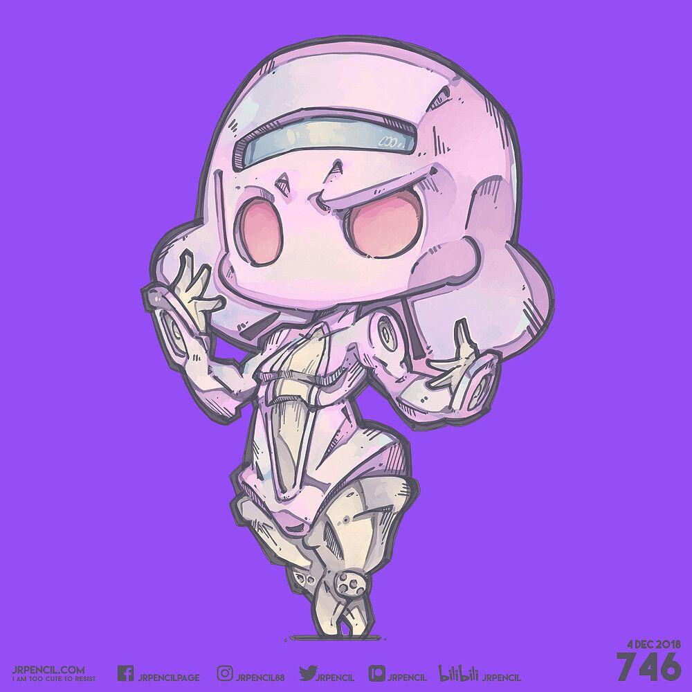 746 Moody Blues Jr Pencil On Artstation At Https Www Artstation Com Artwork 58znrw Jojo Bizzare Adventure Jojo Bizarre Cute Anime Chibi