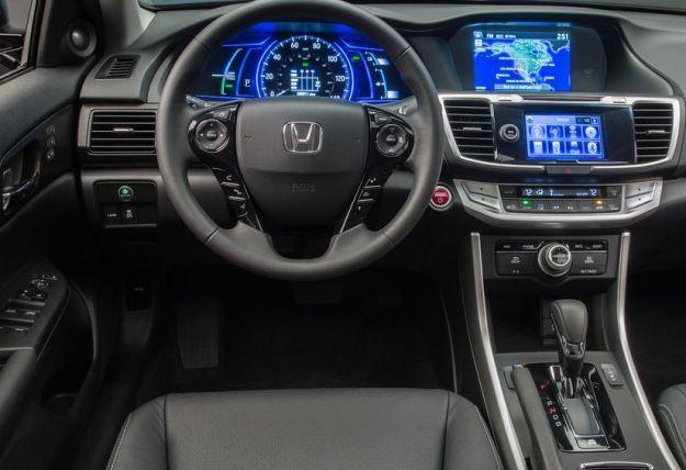2016 Honda Accord Interior Hd Wallpaper 7542