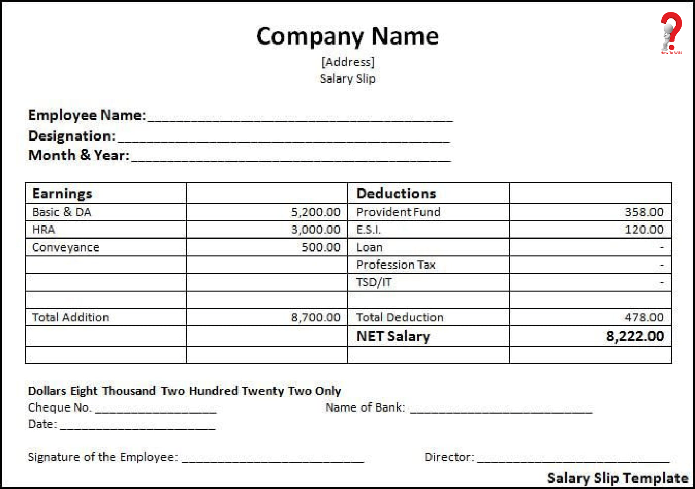 What Is Salary Slip Is It Necessary How Can You Get One There Are Many Such Questions In In 2020 Business Plan Template Word Payroll Template Business Plan Template