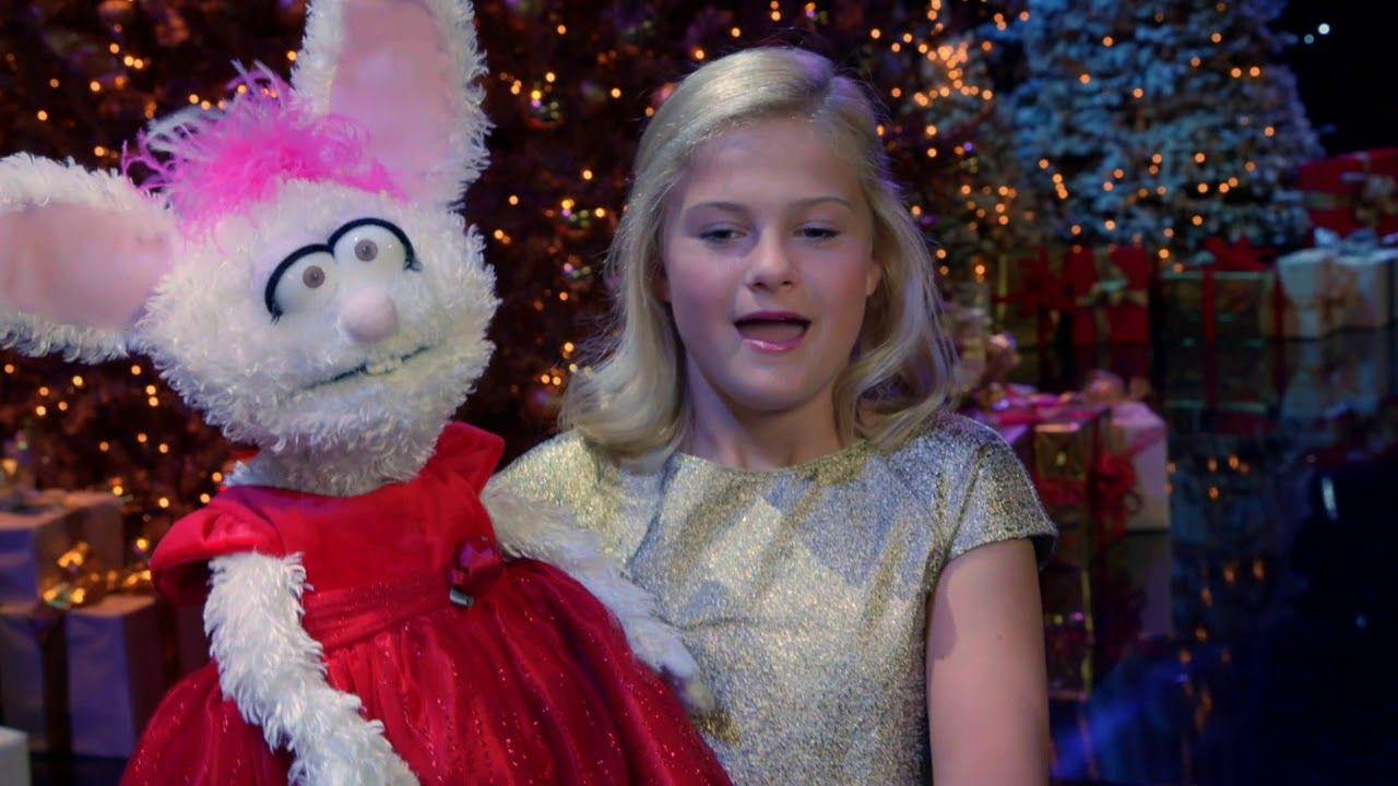 A Very Pentatonix Christmas.Darci Lynne With Petunia At A Very Pentatonix Christmas