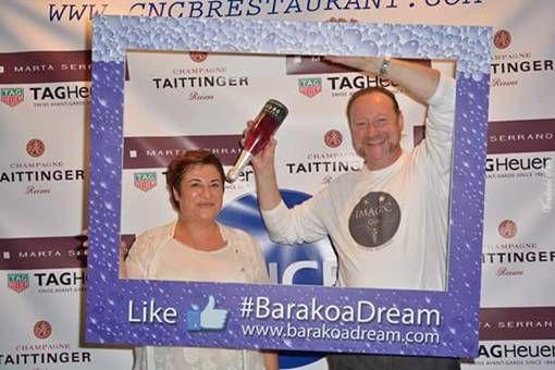 Barakoa Dream en Rte. Club nautico Cambrils