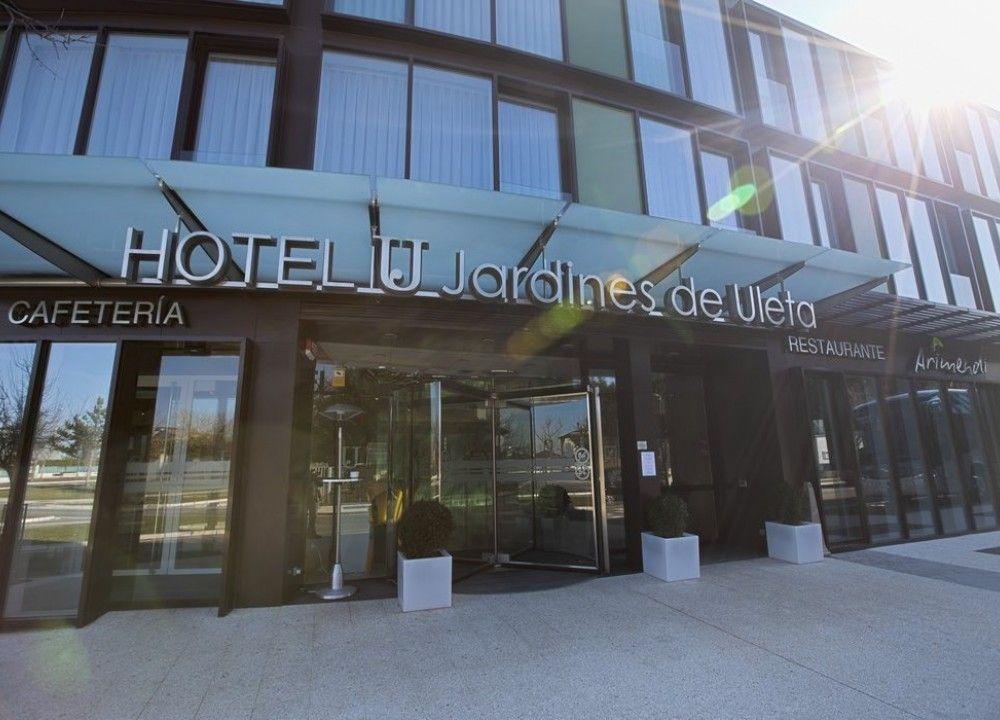 Fachada Del Hotel Fachadas Hotel