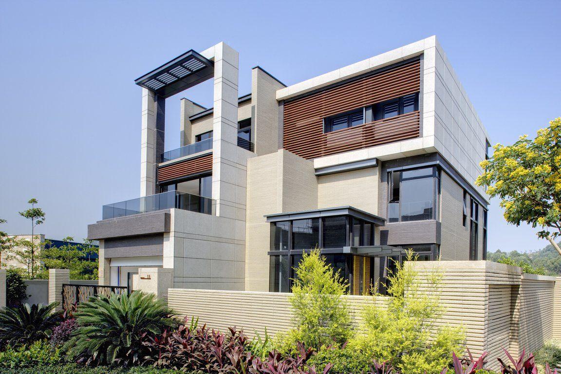 modern brick boundary wall designs - Google Search ...