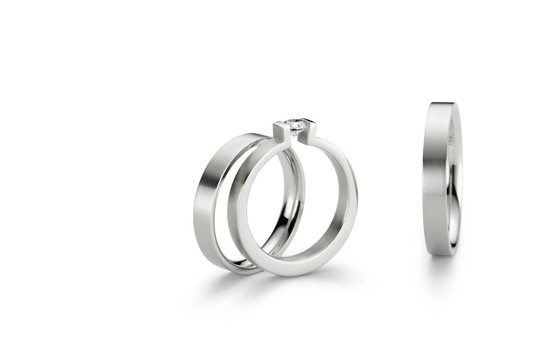 Niessing Engagement Ring Highend In Platinum Niessing Pinterest