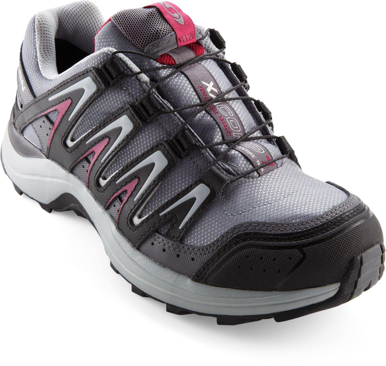 3ee9630f3f3c Salomon XA COMP 7 CS WP Trail-Running Shoes. NO break in time