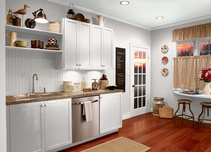 Cottage Kitchen Paint Colors Kitchen Colors Kitchen Paint