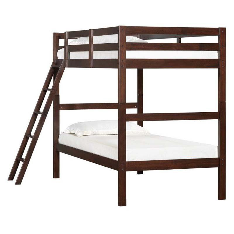 Best Simmons Mission Hills Twin Over Twin Bunk Bed Udf343 400 x 300