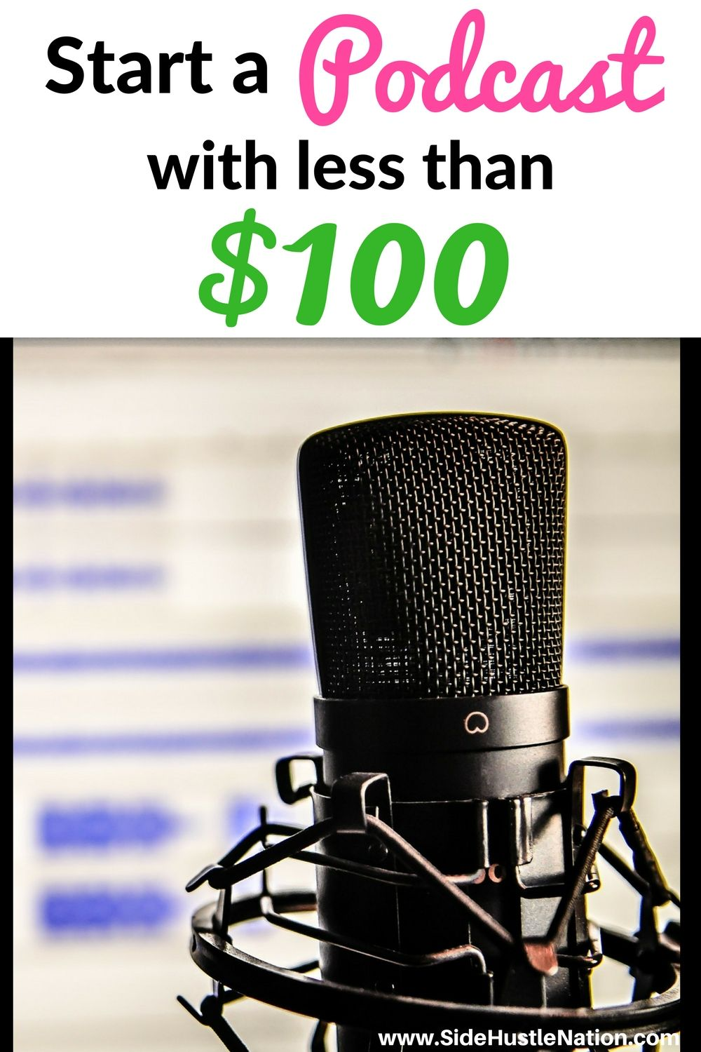 How Much Does it Cost to Start a Podcast? Less Than You