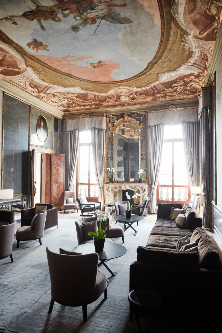 Inside A Venetian Palazzo That S Been In The Same Family For 200