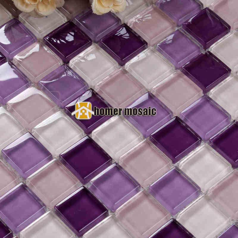 Super Details About Glossy Mixed Violet Color Purle Glass Kitchen Download Free Architecture Designs Jebrpmadebymaigaardcom