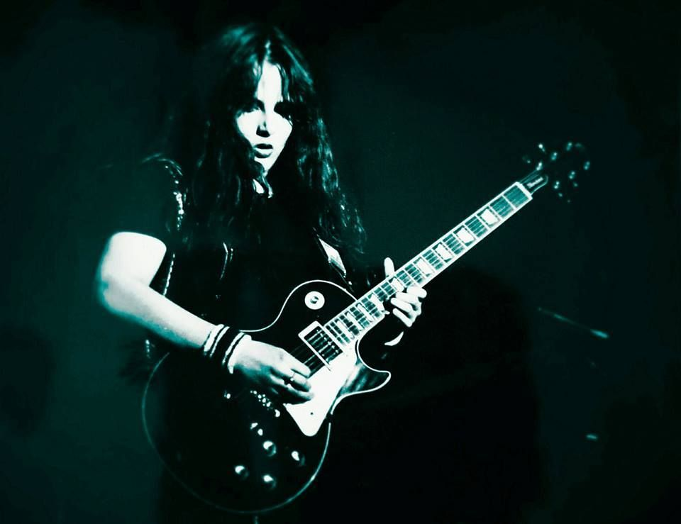 Rock Goddess - Jody Turner