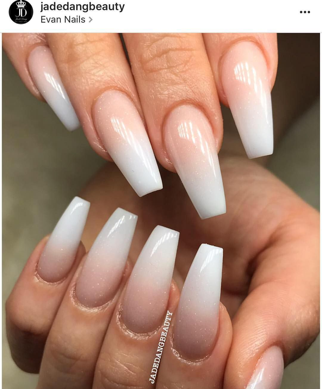 See This Instagram Photo By Sugarandcream 304 Likes Cute Nails Ombre Nails Color Powder