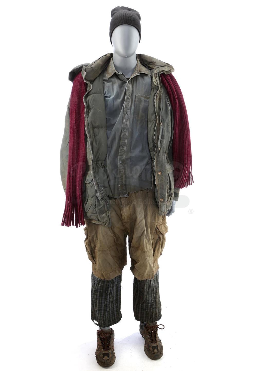 Lot 136 John Wick Chapter 3 Parabellum Distressed Bowery Homeless Man Stunt Costume Price Estimate Homeless Man Mens Costumes Costumes