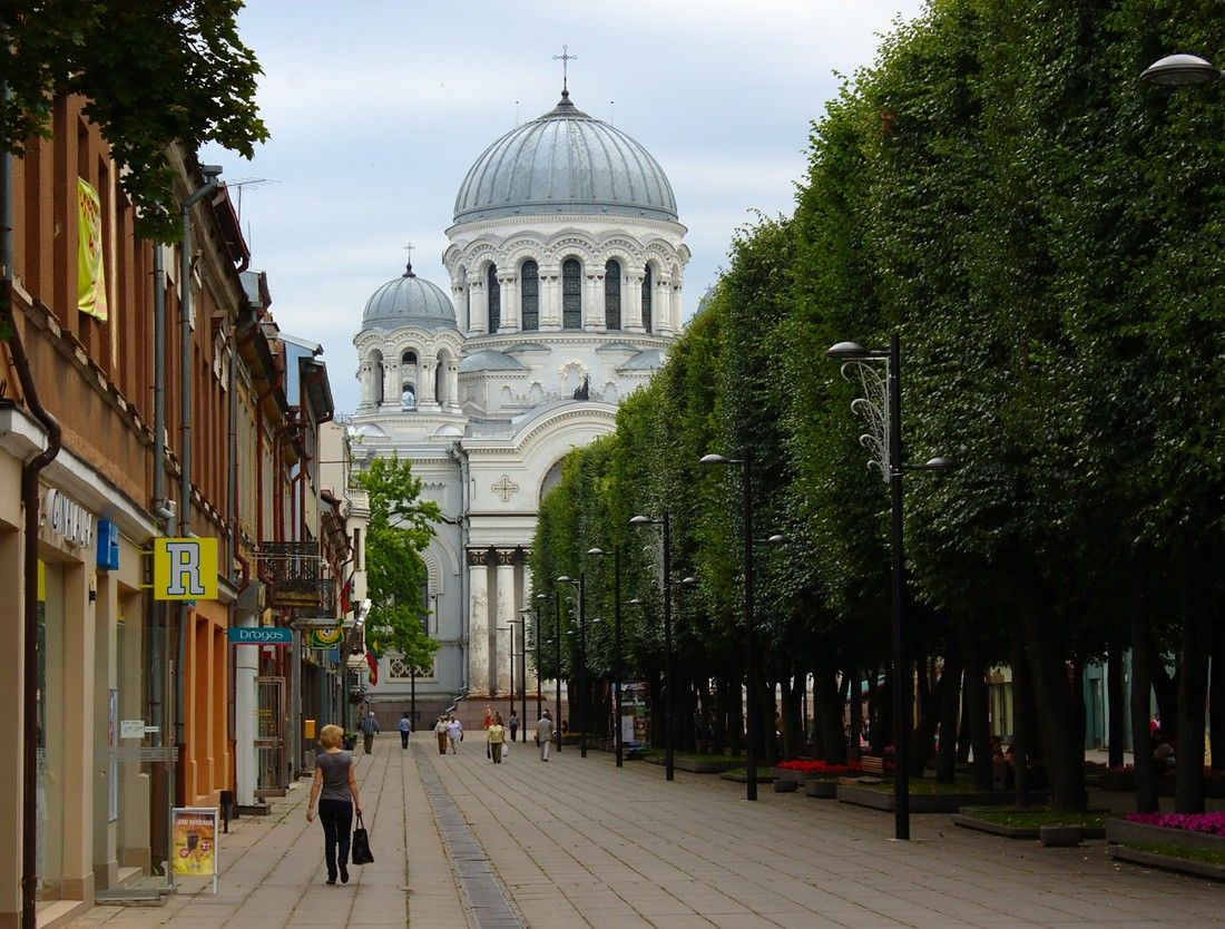 Kaunas Kokemuksia