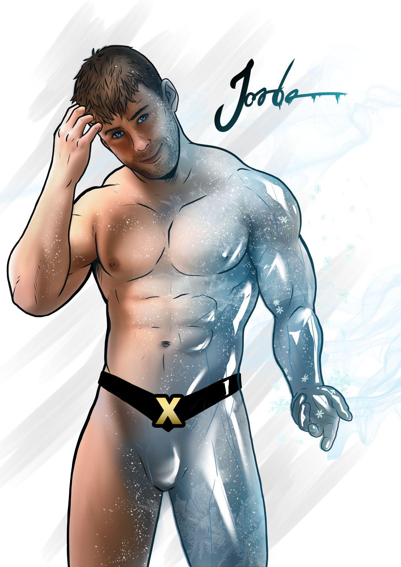 X men gay art erotic opinion