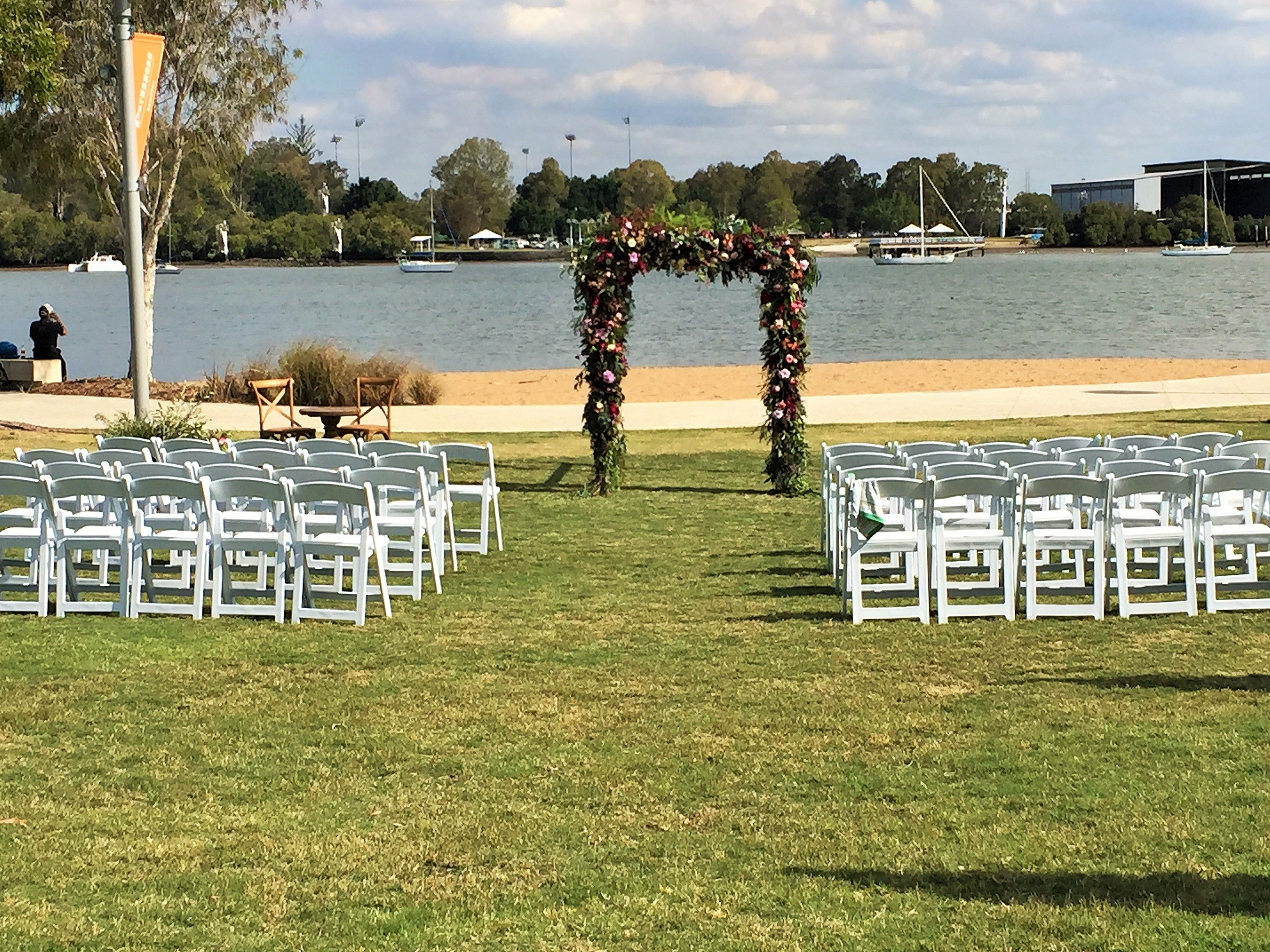 Waterfront Wedding Reception Venue Brisbane (With images
