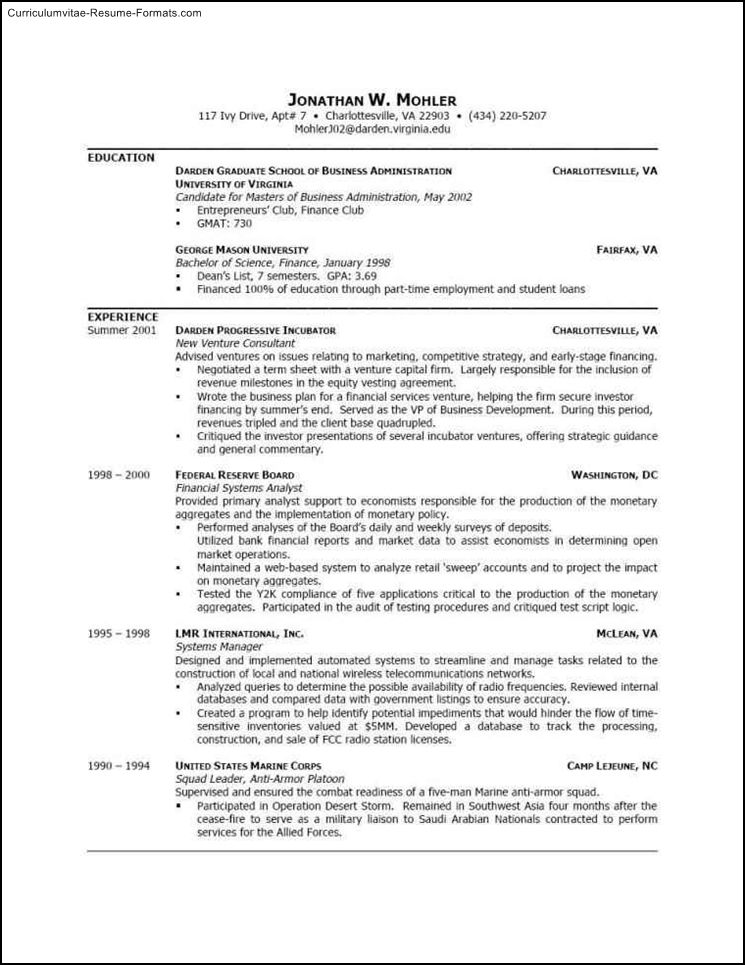 Free Resume Templates Microsoft Word 2003 Samples Examples