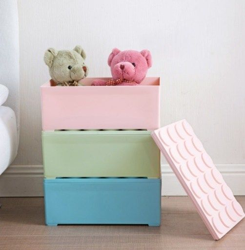 Nursery Lego Storage Box