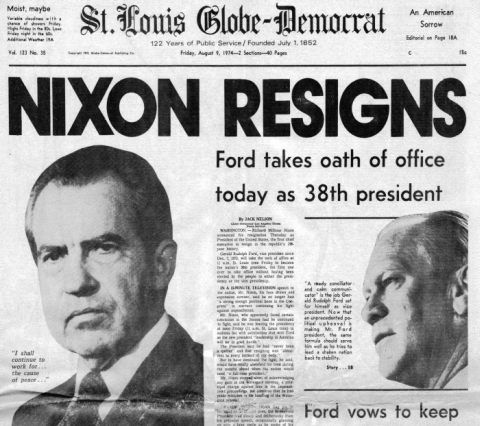 a history of the watergate affair Chapter 4: investigation chapter 5: outcome origins early on the morning of  june 17, 1972,  on january 10, 1973, the trial of the watergate burglars and  two.
