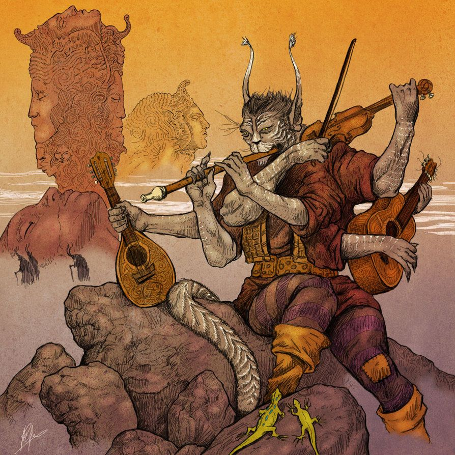 Cats of Ulthar by stonr87 on deviantART (With images) Cats