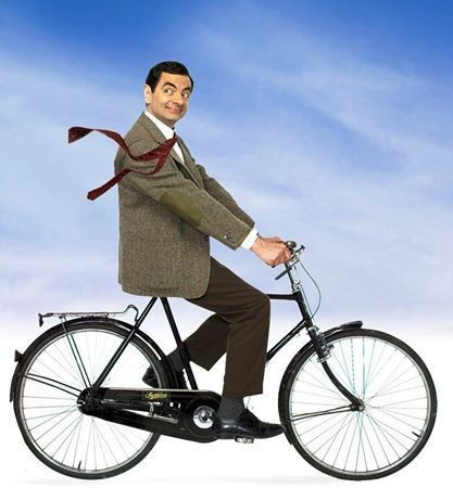 Lord Bike Buenos Aires Bike Shop Photos Facebook Mr Bean Mr Bean Funny Funny Gif