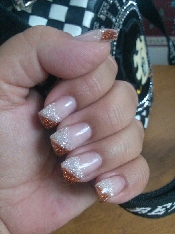 My new fall nails sept 16 2013 by marjorie | Nails | Pinterest ...