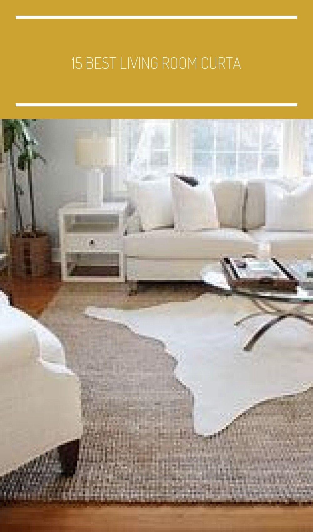 15 Best Living Room Curtains Ideas Livingroomrugs Sofa Rugs