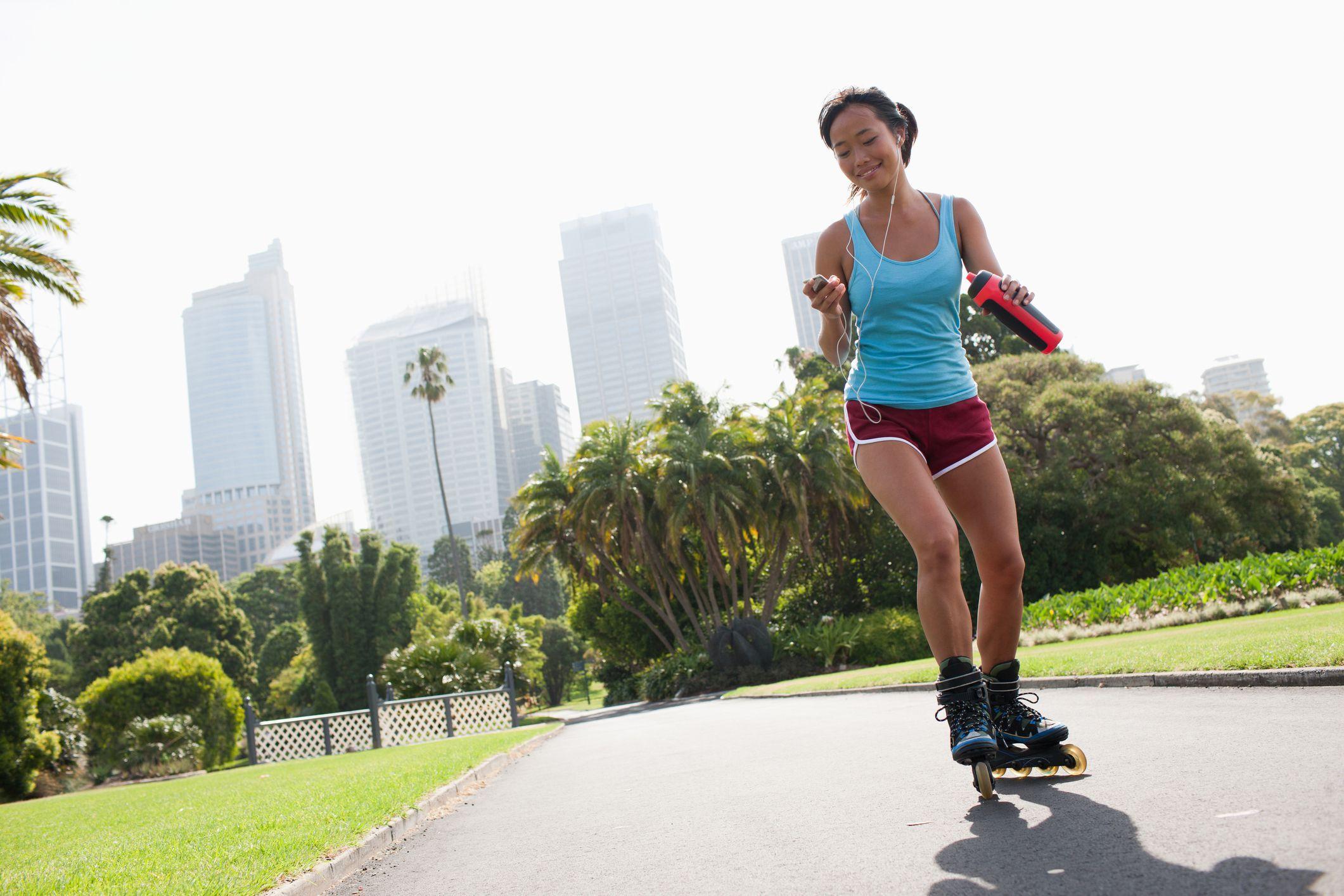 Easier Inline It to Skate Is SkateRoller Roller or dBCexro