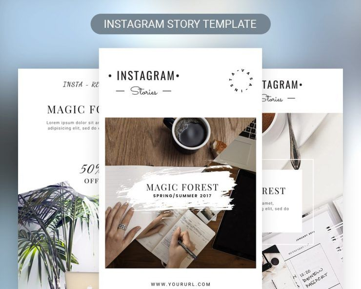 Instagram Stories Template Free Psd Instagram Story Template Instagram Story Story Template