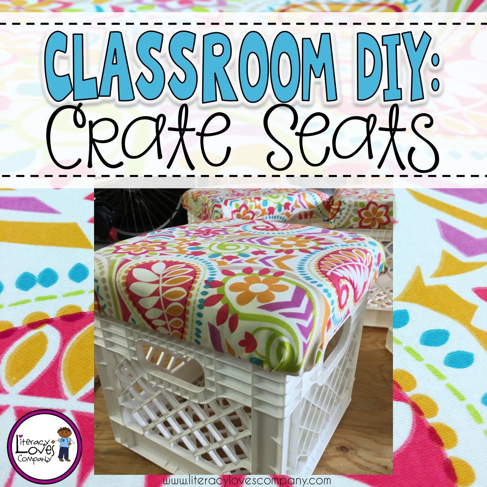 Classroom Decor Companies ~ Literacy loves company classroom organization easy diy