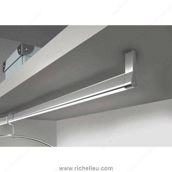 Led Goccia Designer Closet Rod 12v 10880229 Closet Designs Closet Rod Closet Rod Height