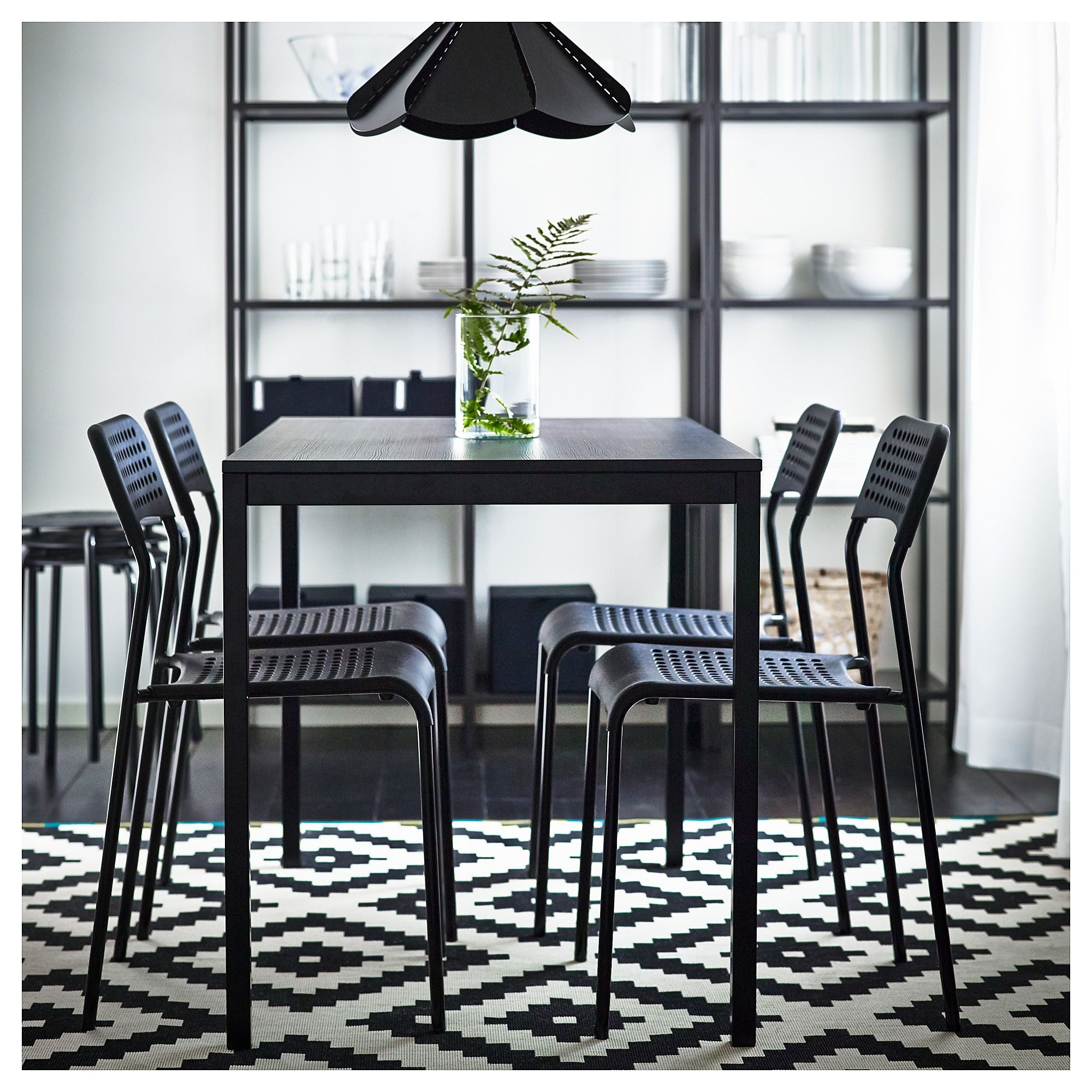 14914e727b043 ... Added Dining Experience. IKEA - TÄRENDÖ Table black