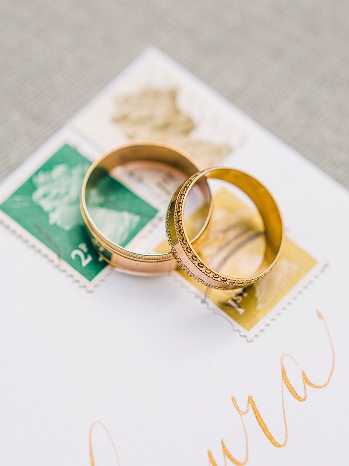 ring shot idea stamps Timeless Glamour Inspiration Shoot by