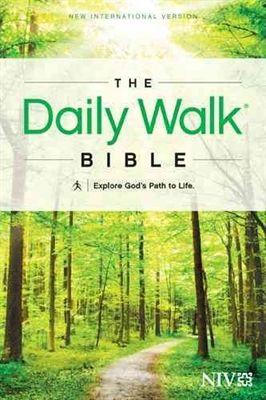NIV Daily Walk - Watermark Christian Store