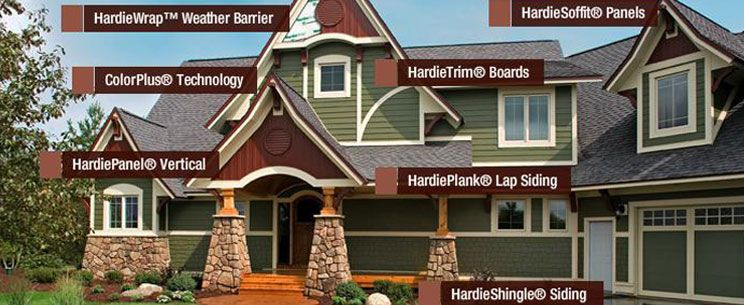 What Is James Hardie Siding 585 256 1844 Hardie Siding Cement Siding Colors Siding