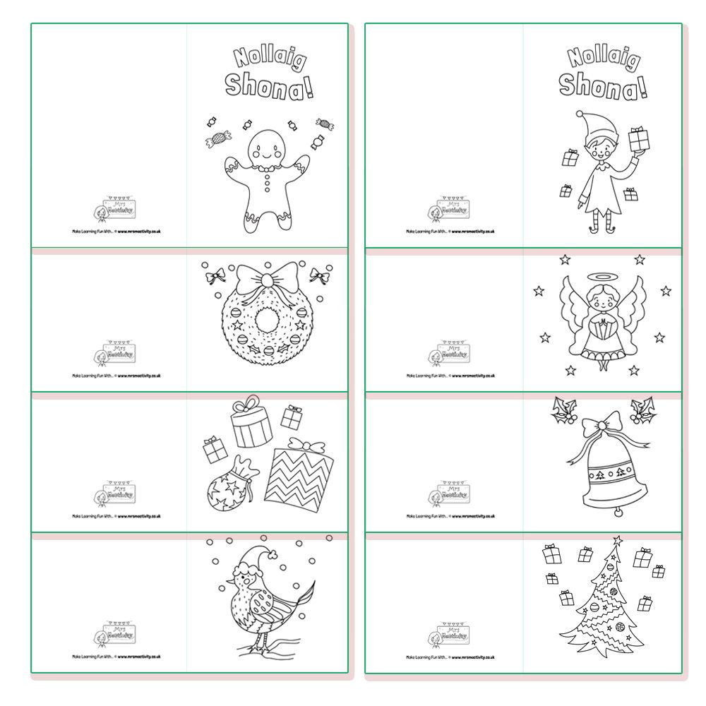 Spectacular Christmas Card Coloring Page Best Template Collection Christmas Cards Kids Christmas Coloring Cards Childrens Christmas Cards