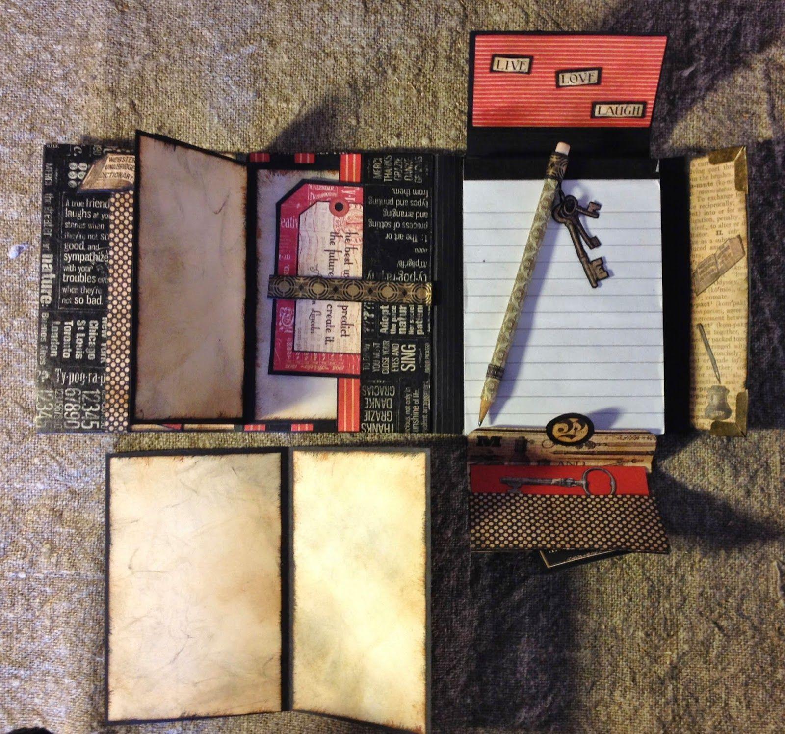 annes papercreations: Gráfico 45 Tipografía Folio revista / recuerdo Álbum de fotos