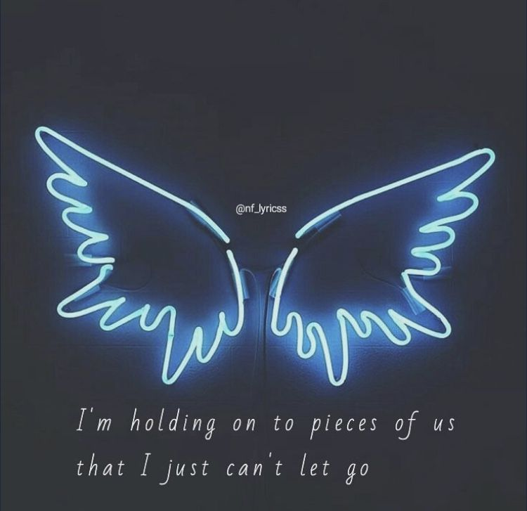 Pin by Riley Jolly on NF Letting go, Let it be, Cant let go