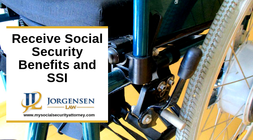 Can I Receive Social Security Benefits And Ssi Social Security